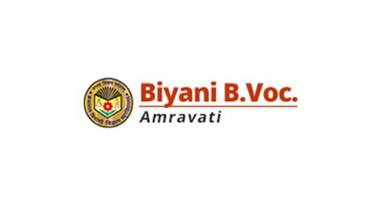 Biyani B.Voc II – Internship Certificate